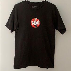 HUF Popeye Black T-shirt